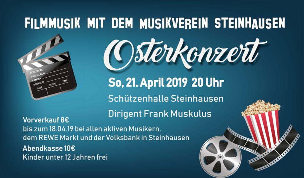 Osterkonzert @ Schützenhalle Steinhausen